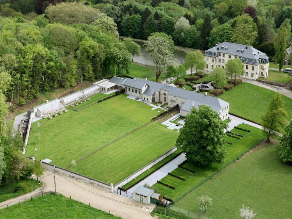 A bird's-eye view of B&B Baron's House Neerijse-Leuven