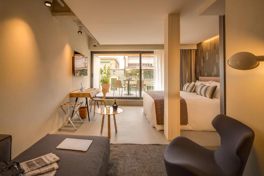 boutique hotels barcelona  98