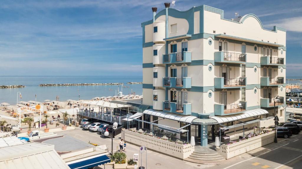 Hotel Strand Bellaria-Igea Marina, Italy
