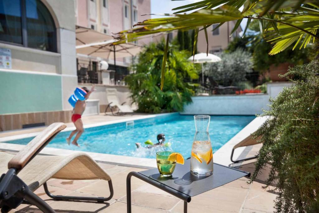 Hotel Leon d'Oro Rovereto, Italy