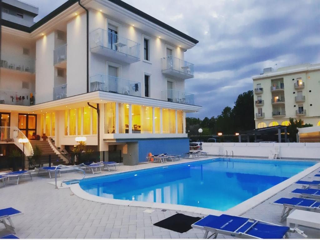 Hotel Mercedes Misano Adriatico, Italy
