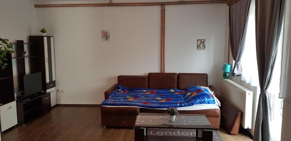 Postel nebo postele na pokoji v ubytování Apartments Joso Hodak