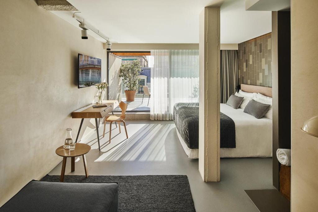 boutique hotels barcelona  106