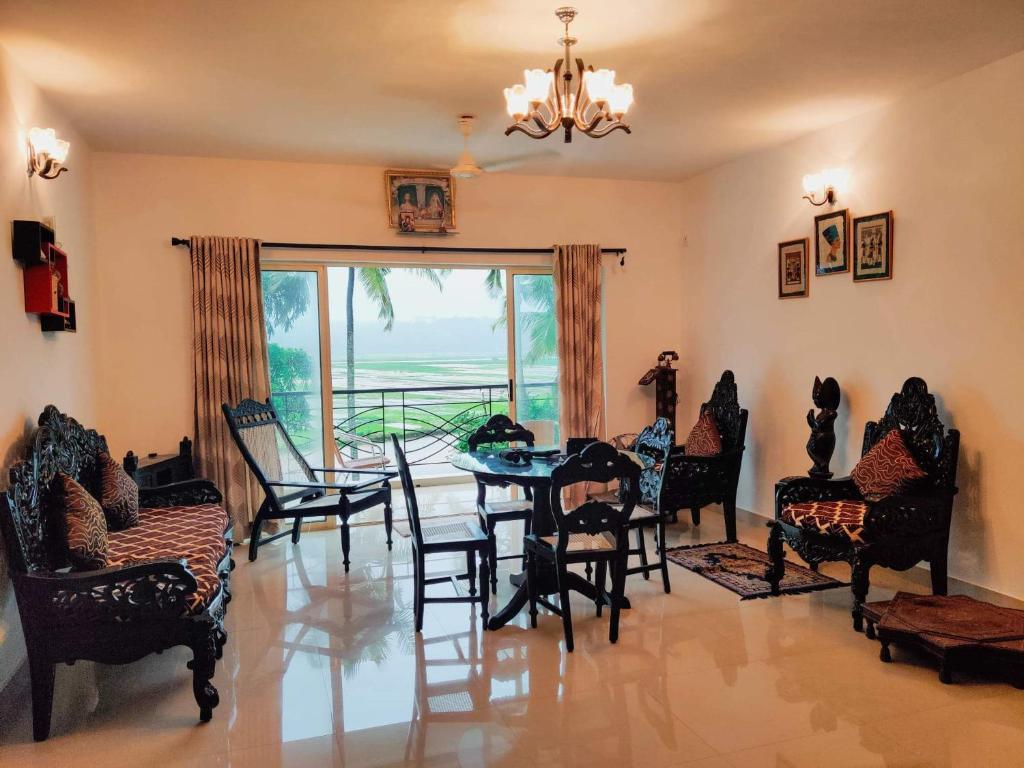Luxury 2bhk Furnished Apartment In Rustic Village Ambarim India Booking Com
