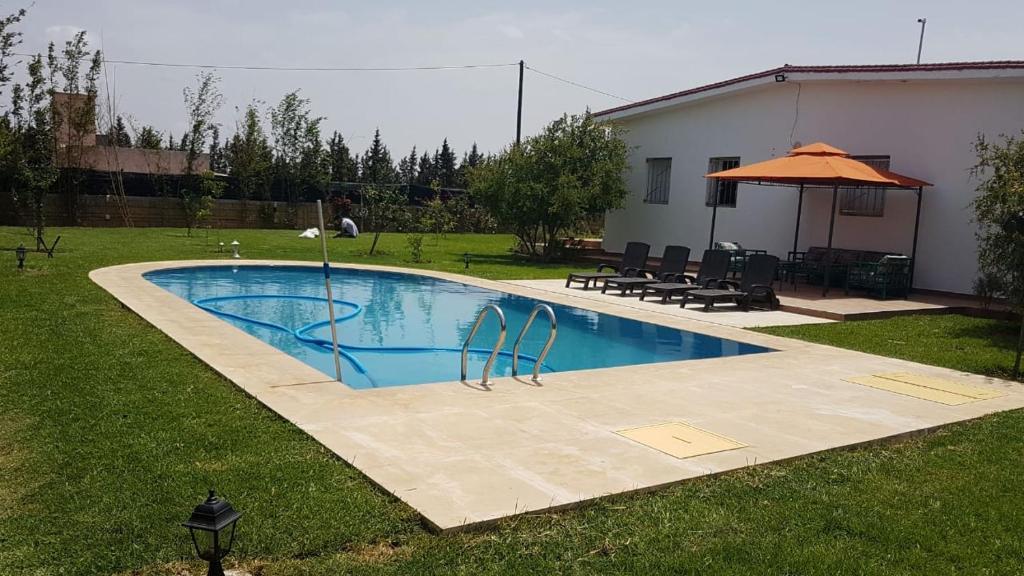 Villa Maison De Campagne Avec Piscine Ben Slimane Morocco Booking Com