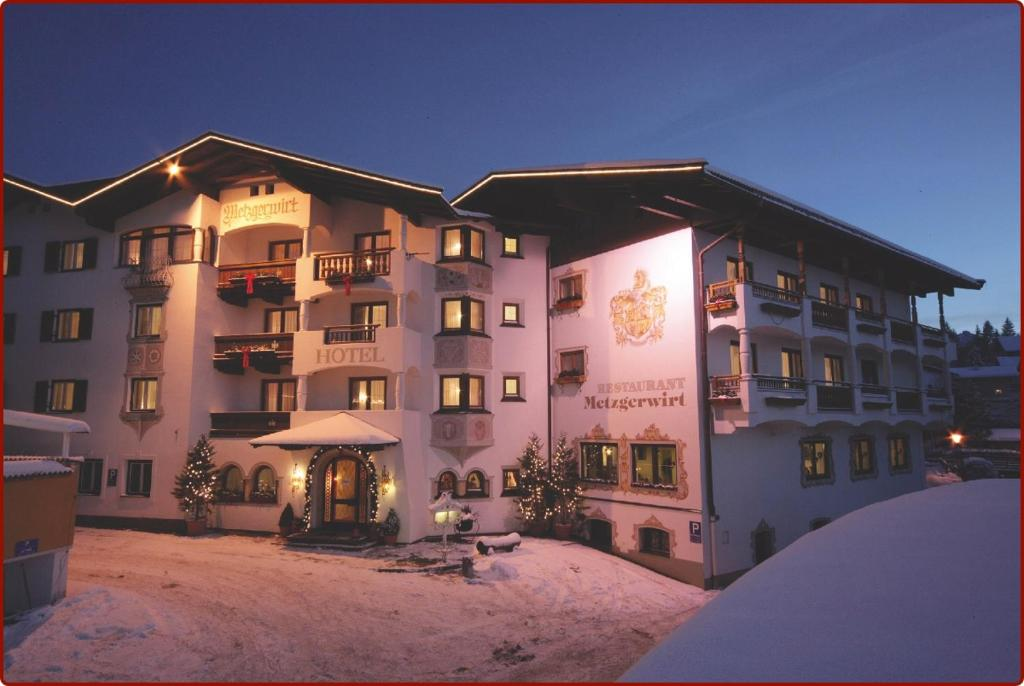 Hotel Metzgerwirt Kirchberg in Tirol, Austria