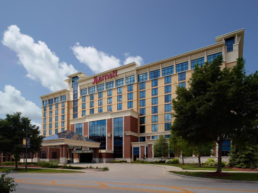 Marriott Bloomington Normal Hotel and Conference Center