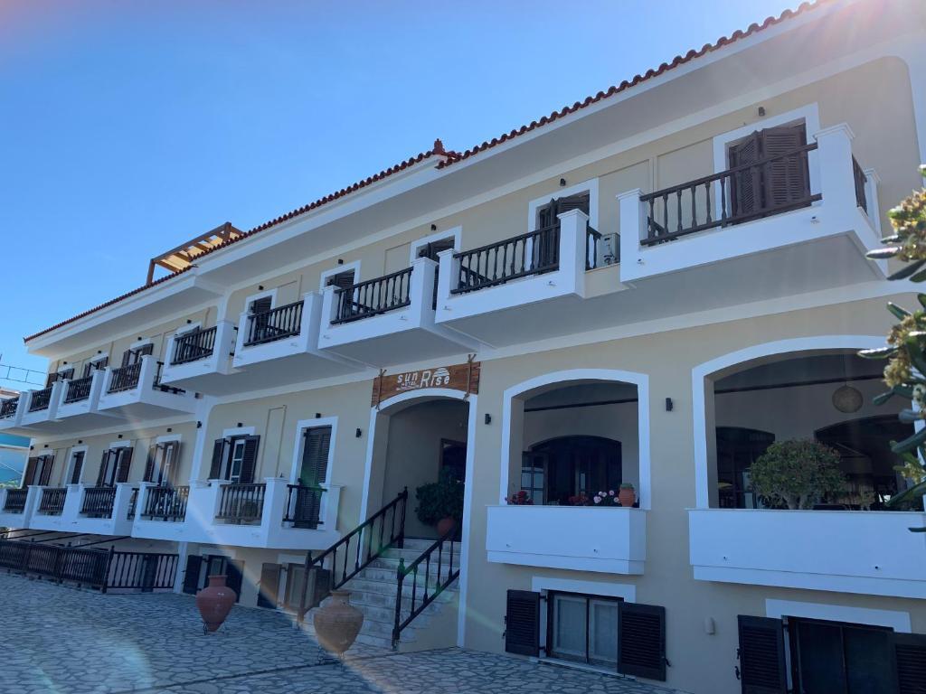 Sunrise Hotel Samos, Greece