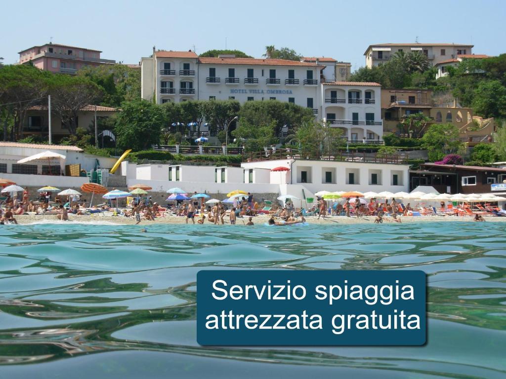 Hotel Villa Ombrosa Portoferraio, Italy