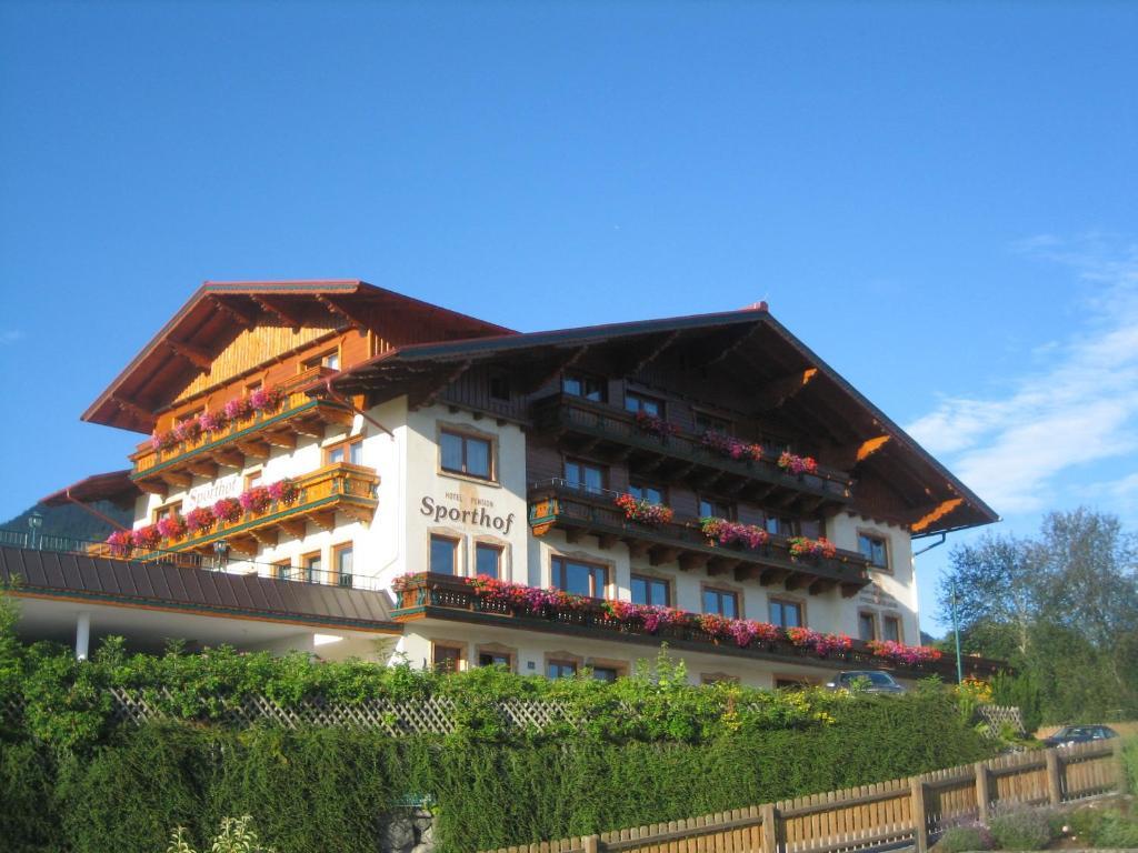 Hotel Sporthof Schladming, Austria