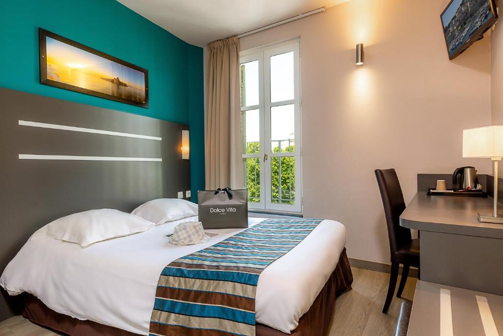 Hotel Terminus Saint-Charles Marseille, France