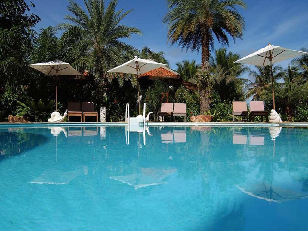Bassein majutusasutuses Rachavadee Bankrut Resort või selle lähedal