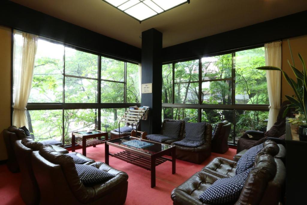 Area soggiorno di Asahiya