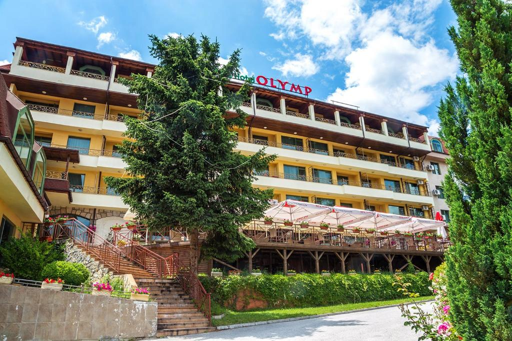 Park Hotel Olymp & SPA Velingrad, Bulgaria