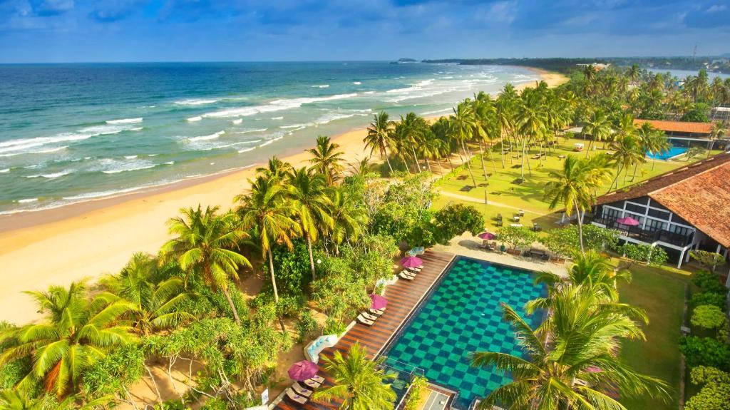 منظر Avani Bentota Resort من الأعلى