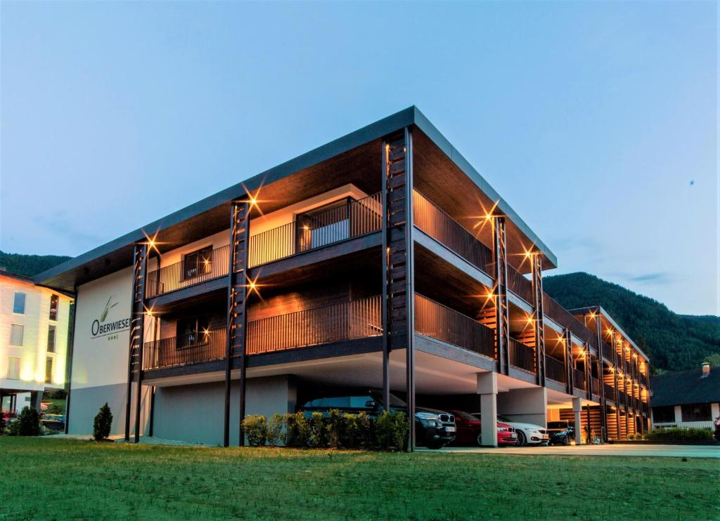 B&B Boutique Apartment Oberwiesen Brunico, Italy