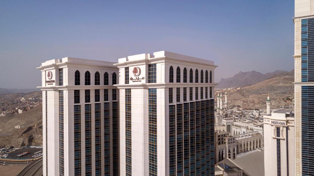 Double Tree Jabal Omar Mecca Hotel