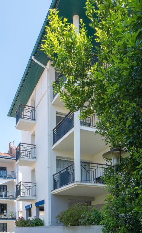 Residence Biarritz Ocean - Laterooms