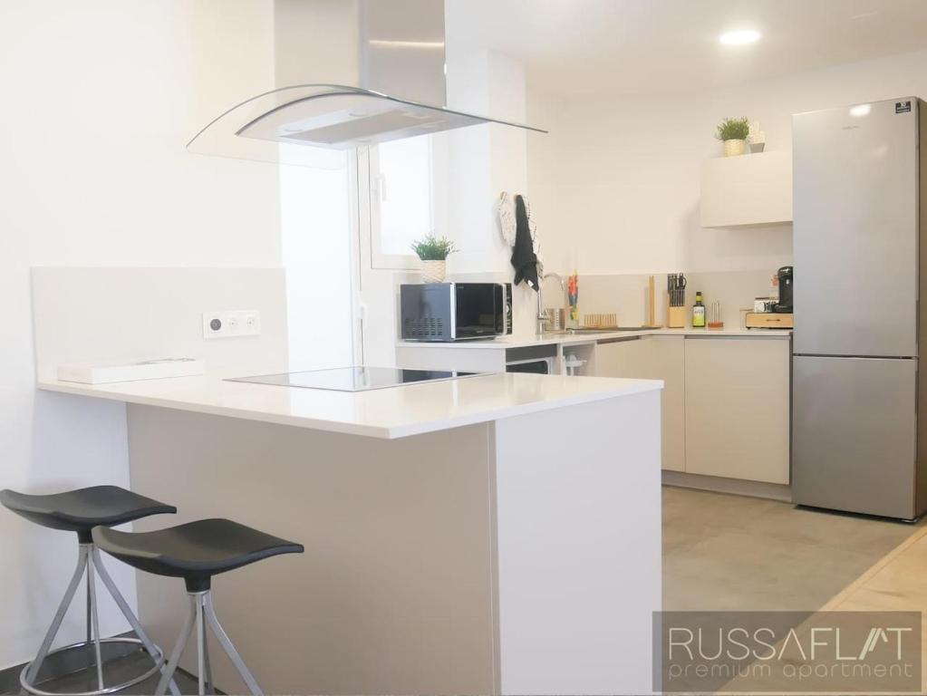 RUSSAFLAT - Premium apartment in Valencia