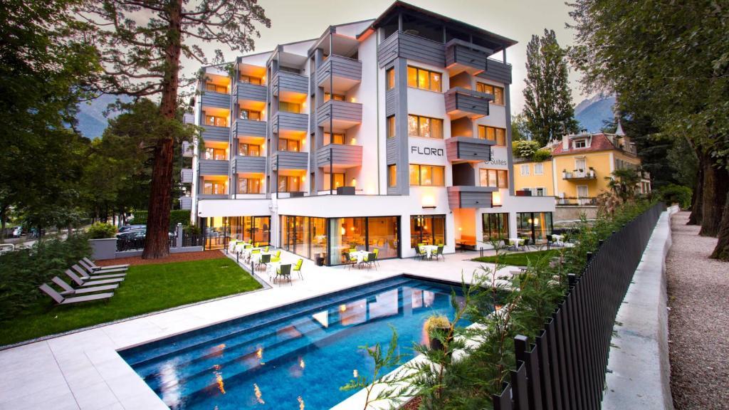 Flora Hotel & Suites Merano, Italy