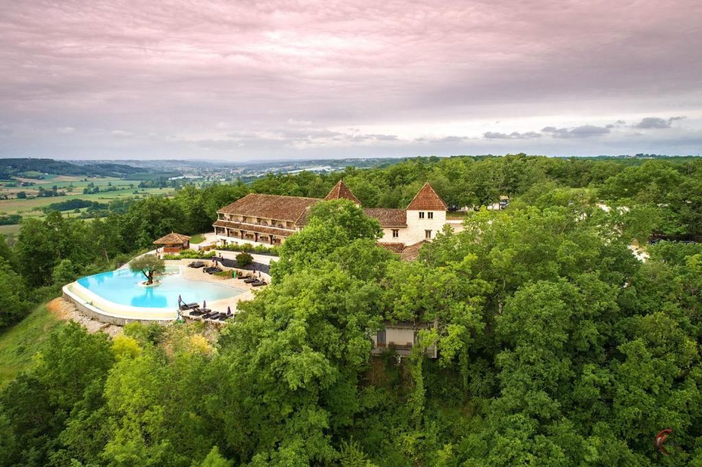 Le Belvedere Hotel et Bien etre Lauzerte, France