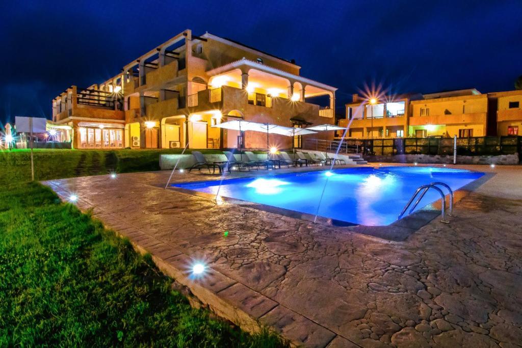 Abbaidda Hotel Valledoria, Italy