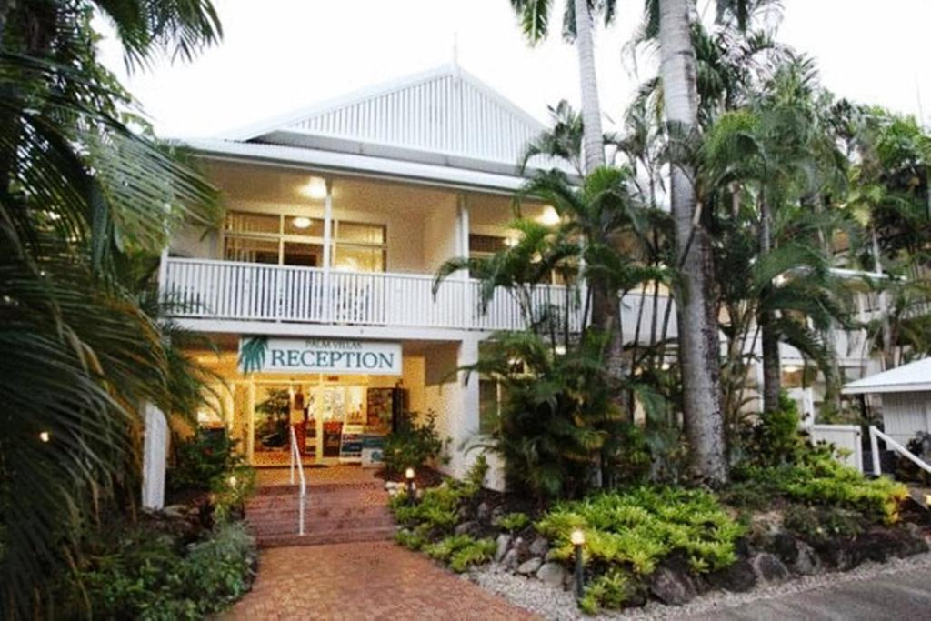Port Douglas Palm Villas - Laterooms