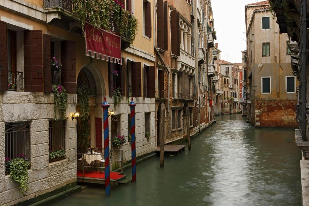 Hotel Becher Venice, Italy