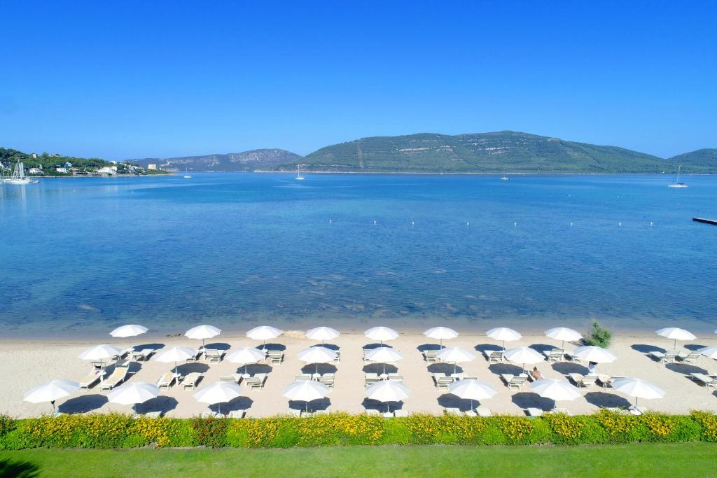Hotel Corte Rosada Resort & Spa Porto Conte, Italy