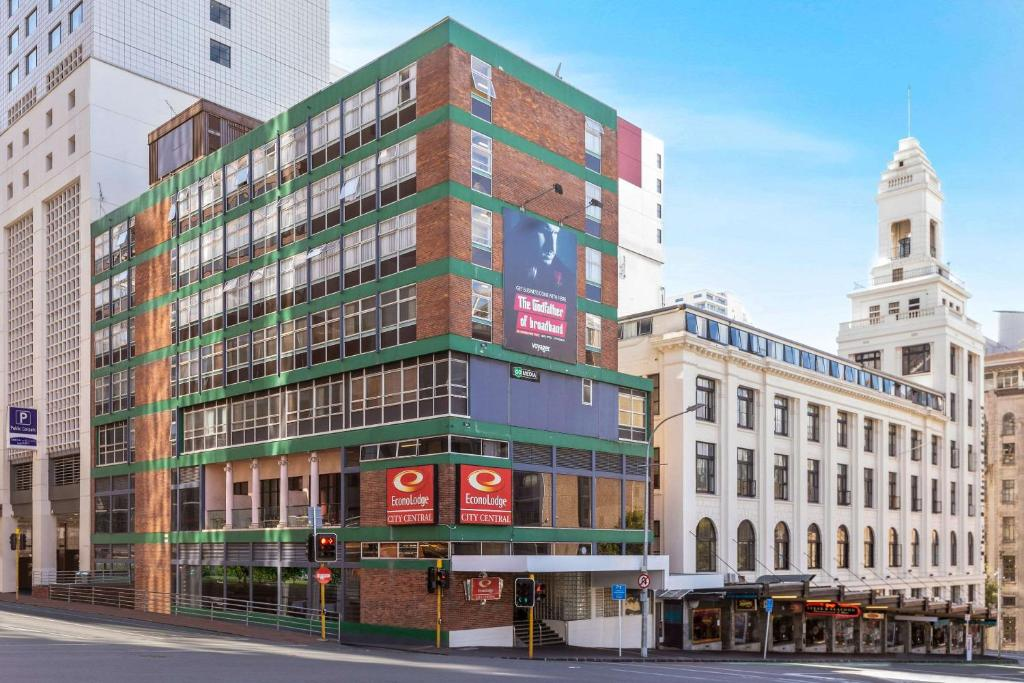 Econo Lodge City Central Auckland New Zealand Booking Com