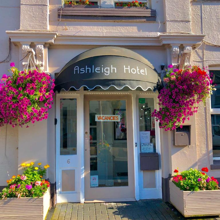 The Ashleigh in Bournemouth, Dorset, England