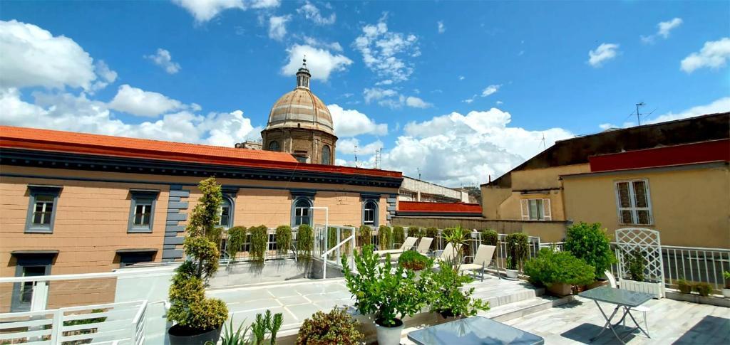 Palazzo San Michele Naples, Italy