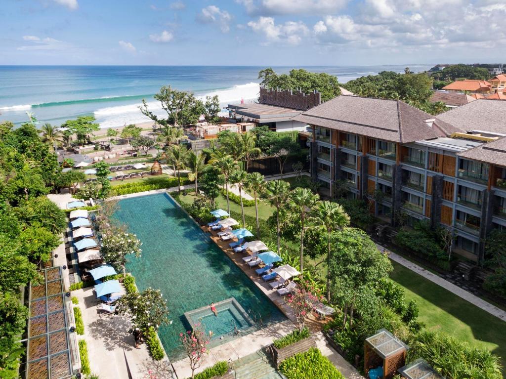 A bird's-eye view of Hotel Indigo Bali Seminyak Beach