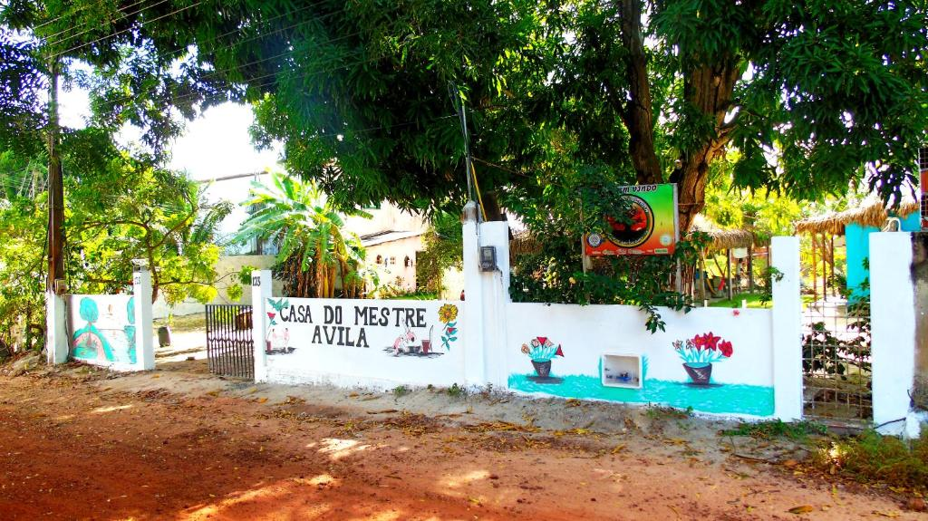 Casa do Mestre Avila