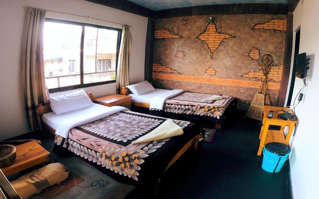 Hotel Hakoniwa Pokhara Nepal Booking Com