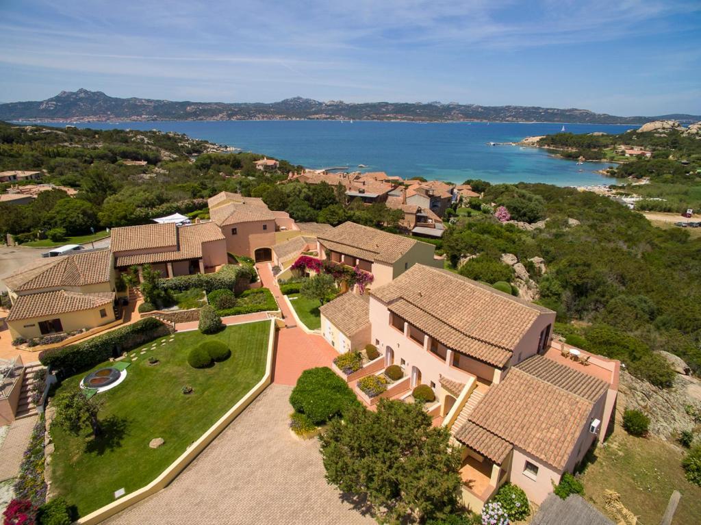 Hotel Tre Monti Baja Sardinia, Italy