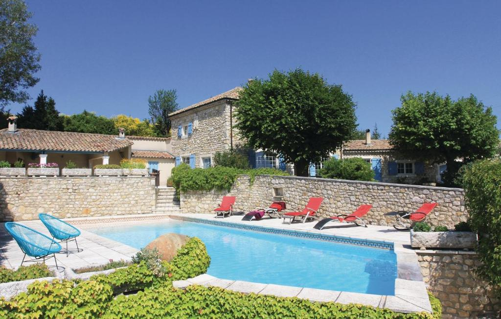 The swimming pool at or near Holiday home Malataverne 71 with Outdoor Swimmingpool