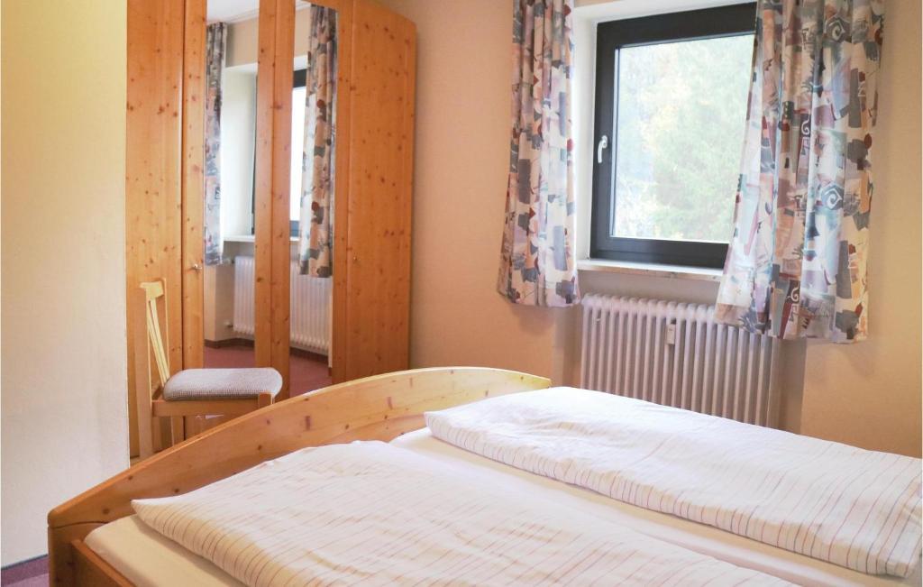 Ein Bett oder Betten in einem Zimmer der Unterkunft One-Bedroom Apartment in Freyung
