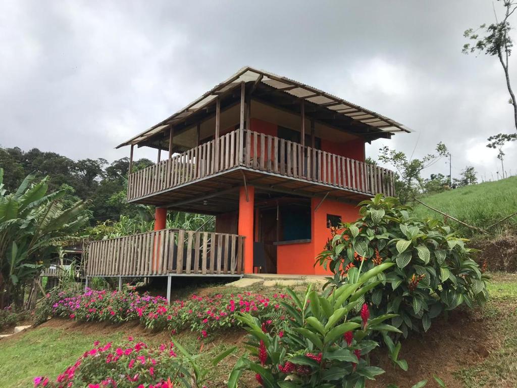 Casa La Piña, Rio Celeste - Parejas