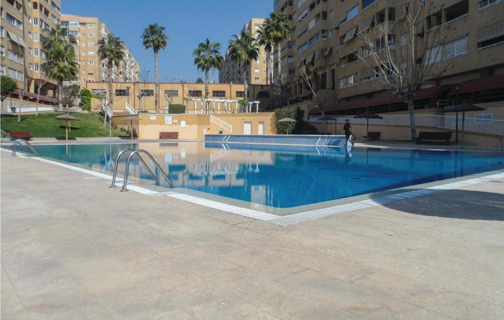 The swimming pool at or near Apartment in Alicante