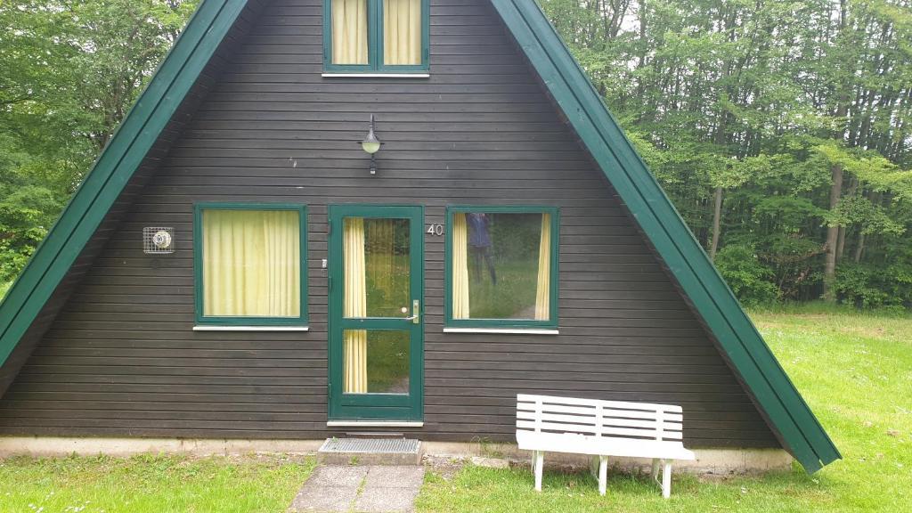 Ferienhaus Nr. 40 im Ferienpark am Twistesee