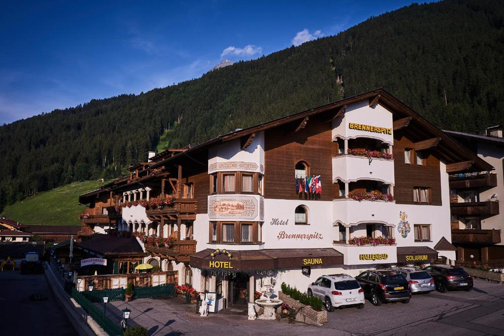 Hotel Brennerspitz Neustift im Stubaital, Austria