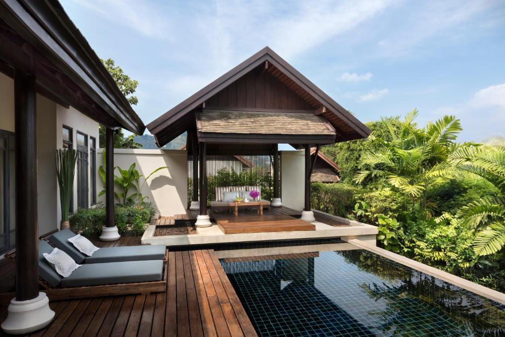 Piscina en o cerca de Anantara Lawana Koh Samui Resort