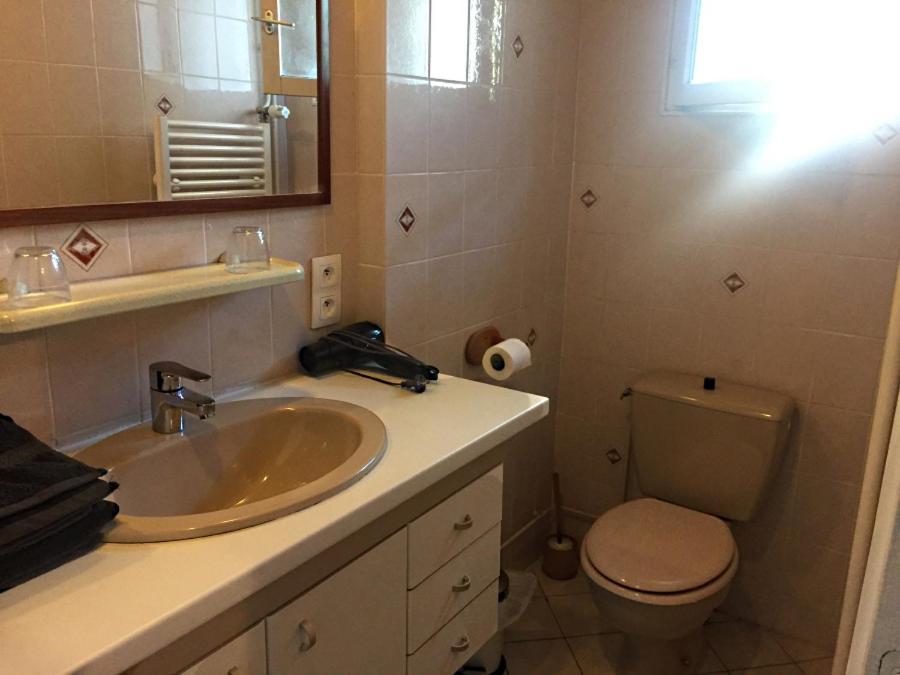 A bathroom at Annexe du bois