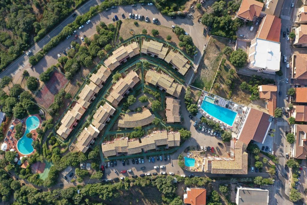 A bird's-eye view of Residence Costa Del Turchese