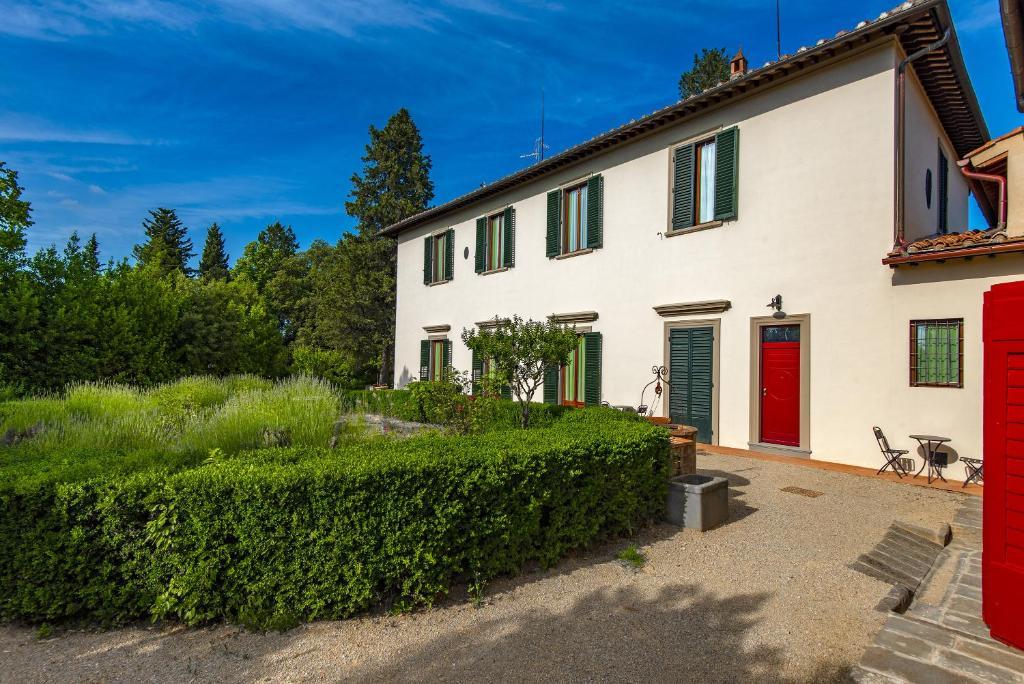 Agriturismo Villa Ulivello in Chianti