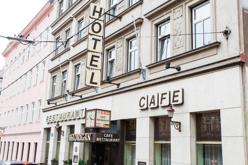Hotel Hadrigan Vienna, Austria