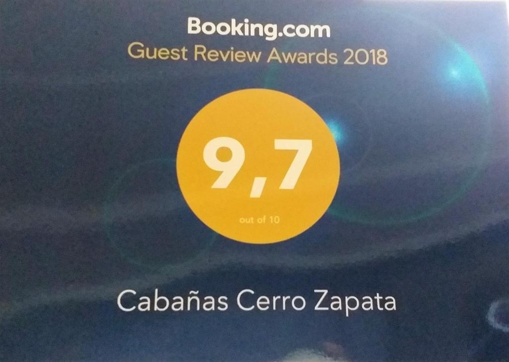 Cabañas Cerro Zapata