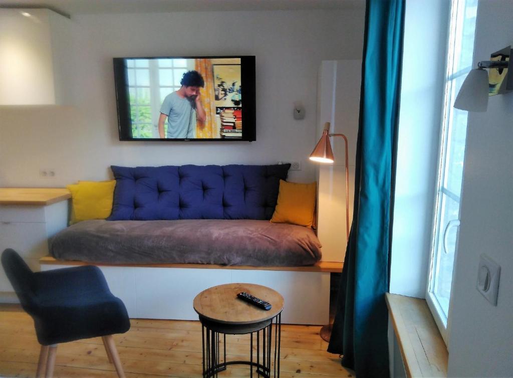 OUVERT CONFINEMENT Appartement Design DIEPPE