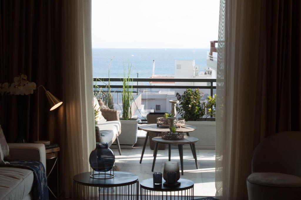 Sea view super romantic apartment